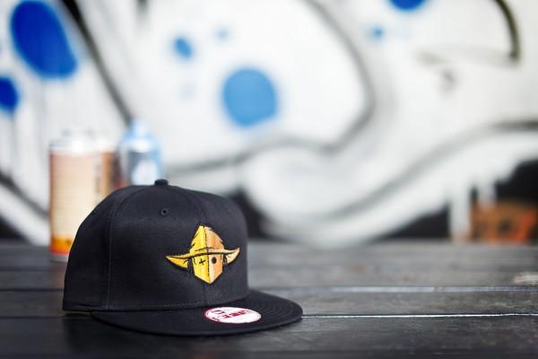 Blavk cap - product1