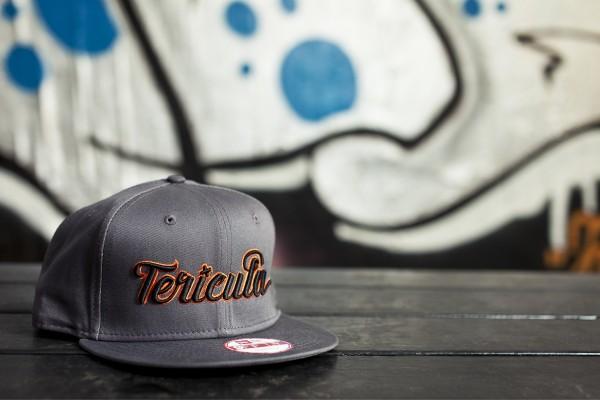 Grey cap - product