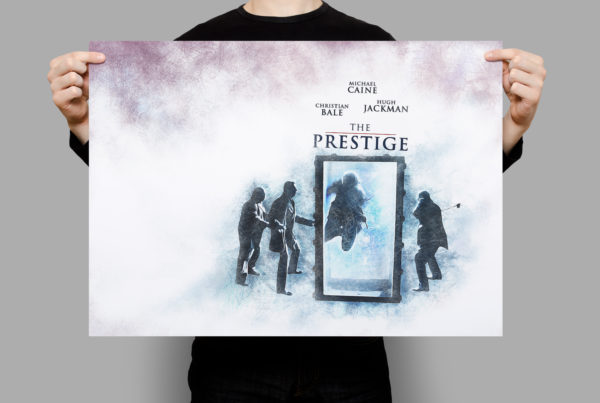 Grafisk Design - The Prestige