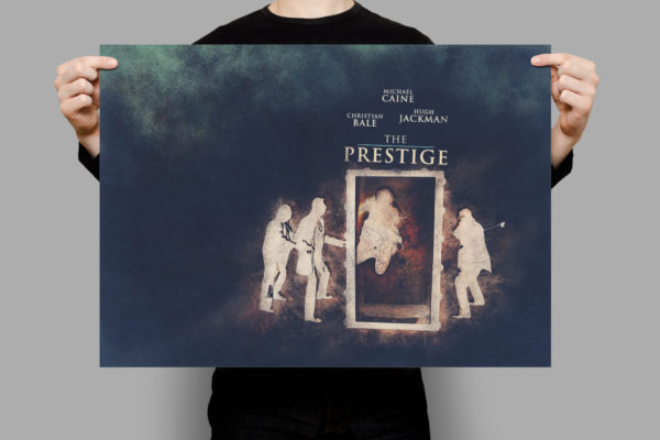 Grafisk Design - The Prestige