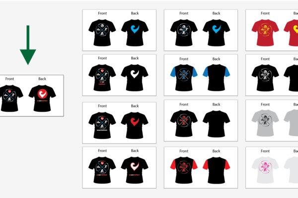 Challenge Triatlon Danmark T-Shirts